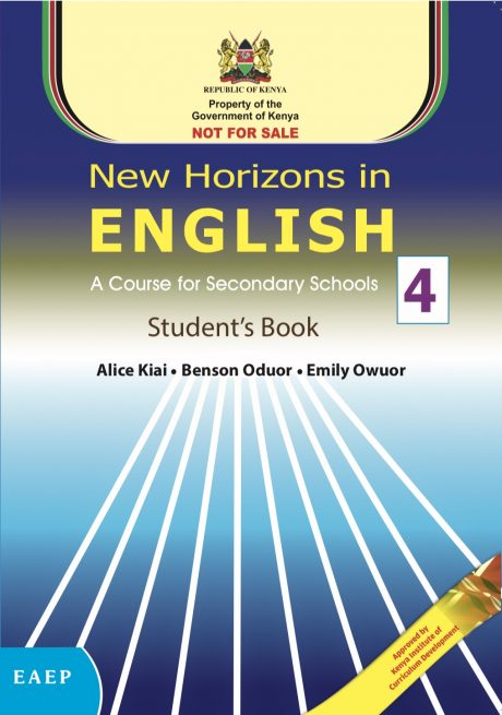 New Horizons in English Form 4