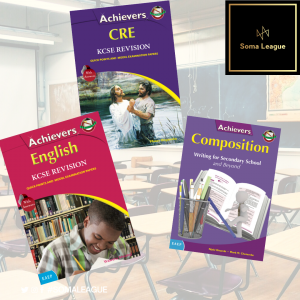 East Africa Educational Publishers Achievers KCSE Revision